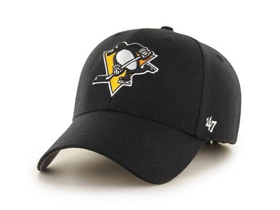 Šiltovka ´47 Brand Pittsburgh Penguins MVP Adjustable.