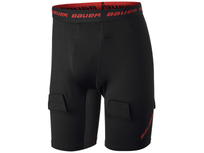 Suspenzor BAUER S19 Essentl Comp Jock Short Junior