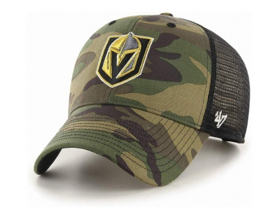 Šiltovka 47 Brand Vegas Golden Knights Camo Branson MVP Adjustable