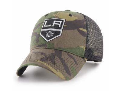 Šiltovka 47 Brand Los Angeles Kings Camo Branson MVP Adjustable