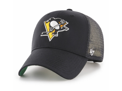 Šiltovka ´47 Brand Pittsburgh Penguins Branson MVP Adjustable.