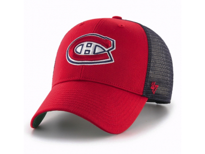 Šiltovka ´47 Brand Montreal Canadiens Branson MVP Adjustable.